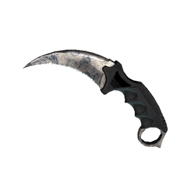 ★ Karambit Stained