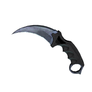 ★  Karambit Blue Steel