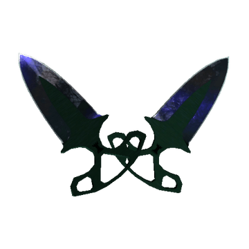 ★ Shadow Daggers - Doppler