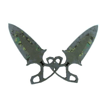 ★ Shadow Daggers Boreal Forest