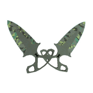 ★ Shadow Daggers - Boreal Forest