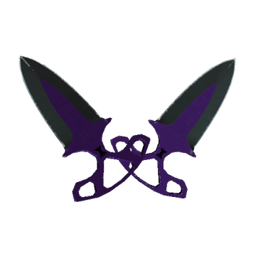 ★ Shadow Daggers | Ultraviolet