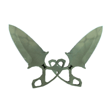 ★ Shadow Daggers - Safari Mesh