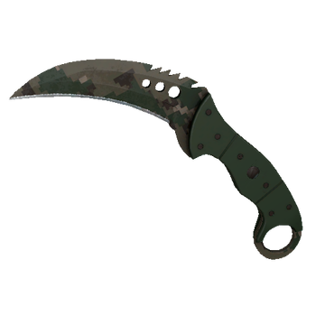 ★ Talon Knife | Forest DDPAT