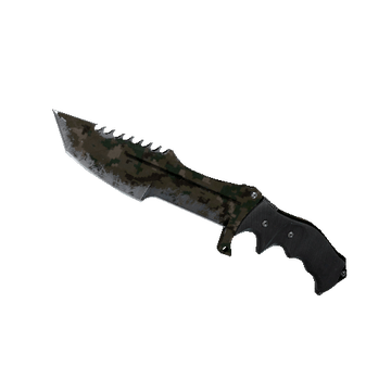 ★ Huntsman Knife | Forest DDPAT