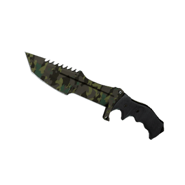 ★  Huntsman Knife Boreal Forest