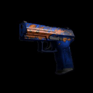 P2000 Fire Elemental