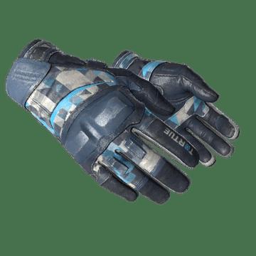 ★ Moto Gloves - Cool Mint