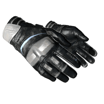 ★ Moto Gloves | Smoke Out