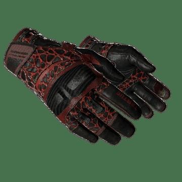 ★ Moto Gloves | Blood Pressure