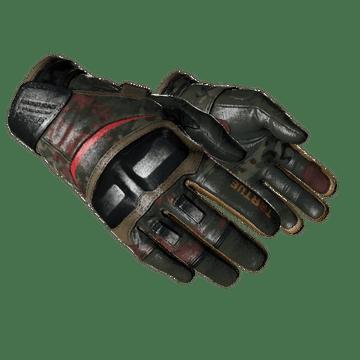 ★ Moto Gloves   3rd Commando Company