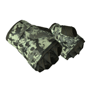 ★ Hand Wraps | Spruce DDPAT