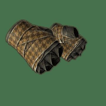 ★ Hand Wraps   Desert Shamagh