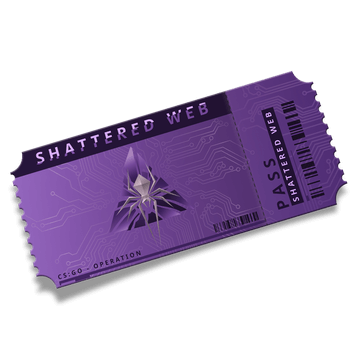 Operation Shattered Web Premium Pass