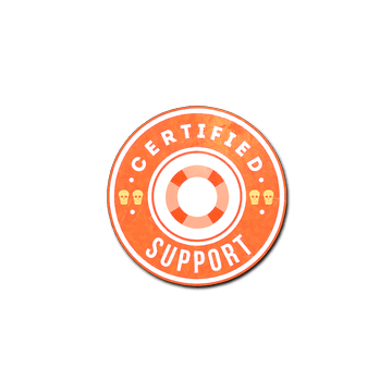 Sticker Support