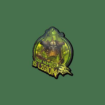 Sticker | Necron