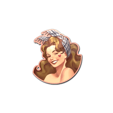 Sticker Ivette