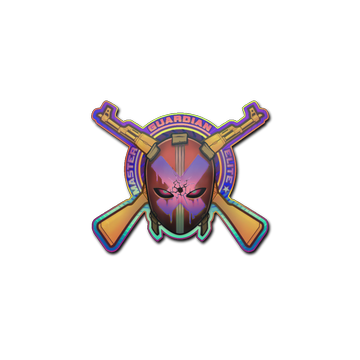 Sticker | Master Guardian Elite (Holo)