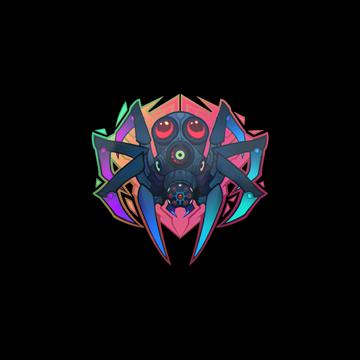 Sticker   Mastermind (Holo)