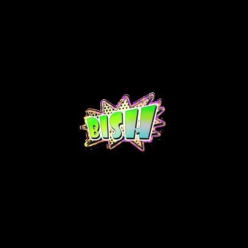 Sticker Bish (Holo)