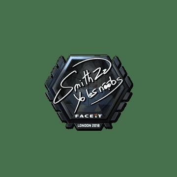 Sticker | SmithZz (Foil) | London 2018