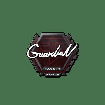 Sticker | GuardiaN | London 2018