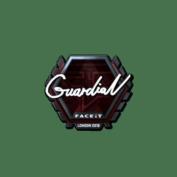Sticker | GuardiaN (Foil) | London 2018