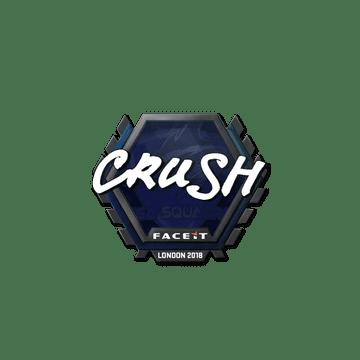 Sticker   crush   London 2018