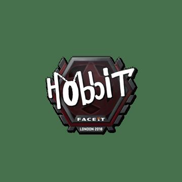 Sticker   Hobbit   London 2018