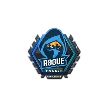 Sticker   Rogue   London 2018
