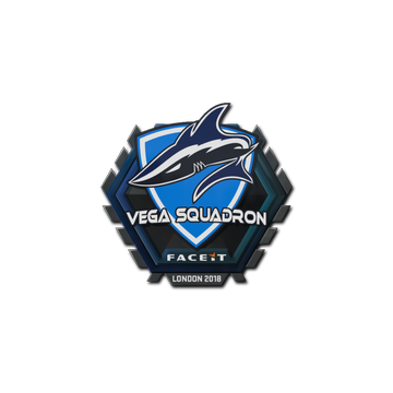 Sticker | Vega Squadron | London 2018