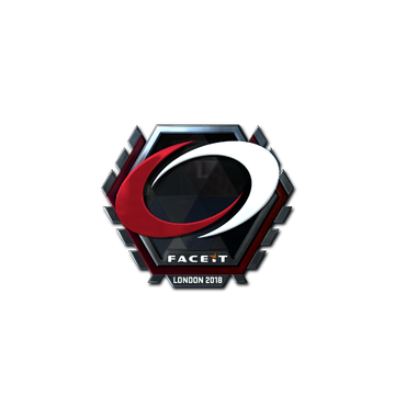 Sticker | compLexity Gaming (Foil) | London 2018