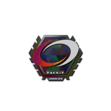 Sticker | compLexity Gaming (Holo) | London 2018