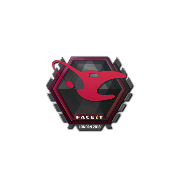 Sticker | mousesports | London 2018
