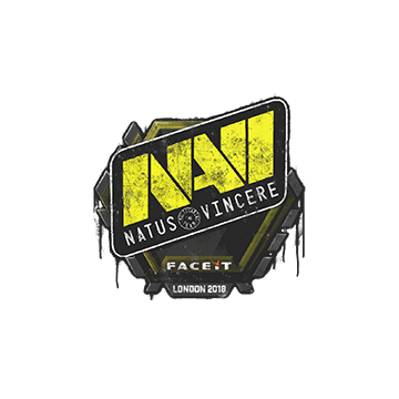 Sealed Graffiti | Natus Vincere | London 2018