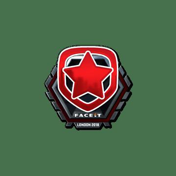 Sticker | Gambit Esports (Foil) | London 2018