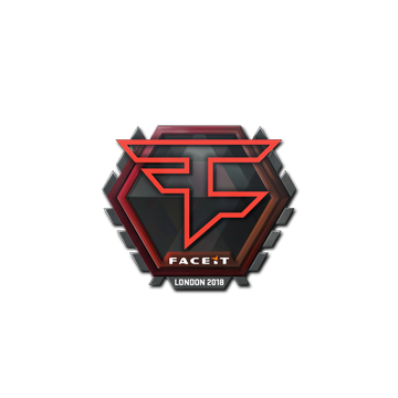 Sticker | FaZe Clan | London 2018