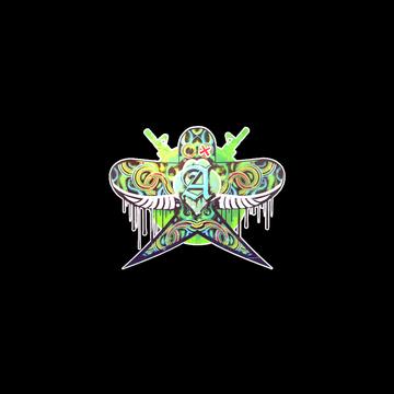 Sticker | Green Swallow
