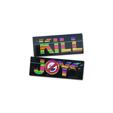 Sticker | Killjoy (Holo)