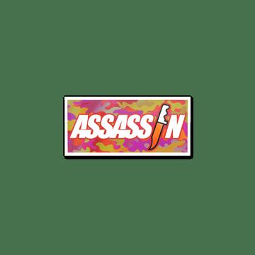 Sticker | Assassin (Holo)