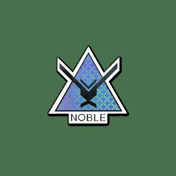 Sticker   Noble (Holo)