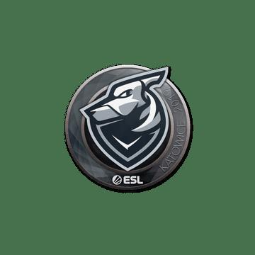 Sticker | Grayhound Gaming | Katowice 2019
