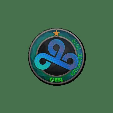 Sticker | Cloud9 (Holo) | Katowice 2019