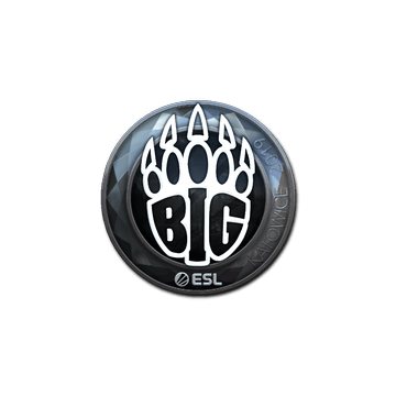 Sticker | BIG (Foil) | Katowice 2019