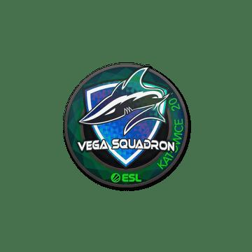 Sticker | Vega Squadron (Holo) | Katowice 2019
