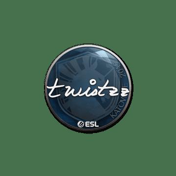 Sticker | Twistzz | Katowice 2019