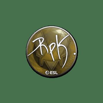 Sticker | RpK | Katowice 2019