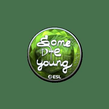 Sticker | sdy (Foil) | Katowice 2019