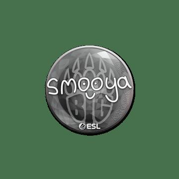Sticker   smooya   Katowice 2019