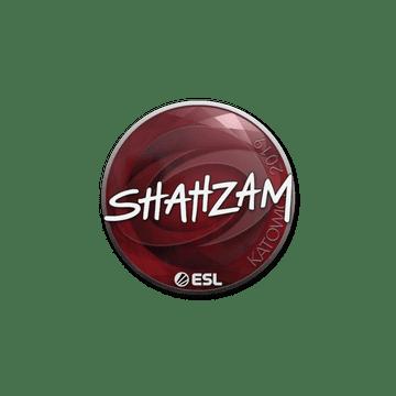 Sticker | ShahZaM | Katowice 2019